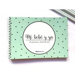 """Libro: """"Mi bebé y yo. 39 semanas + el primer año"""""""